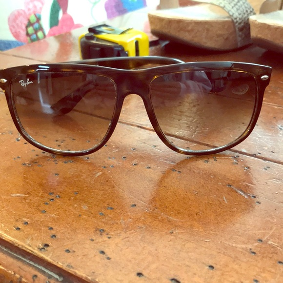 Ray-Ban Accessories - Tortoise Brown Colored Ray Bans